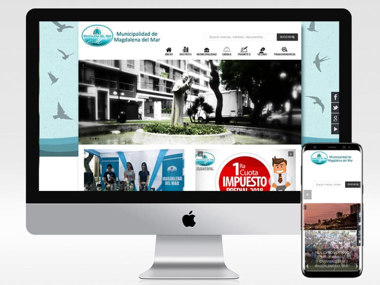Municipalidad Magdalena del Mar