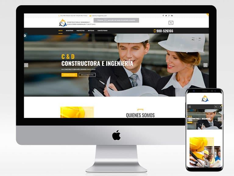 CONSTRUCTORA C & D S.A.C